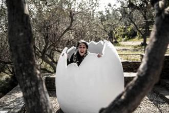 è nato prima l'uovo o la gallina!