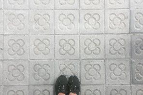 CURIOSITÁ: la mattonella simbolo di Barcellona