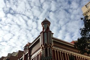 Casa Vicens, la prima opera progettata da Gaudí. Blog Tour.
