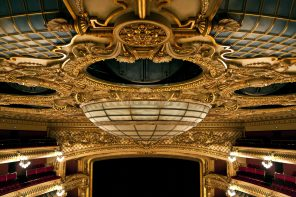 Il Gran Teatro Liceo. Blog Tour.