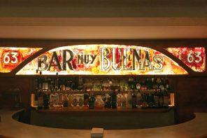 Bar Muy Buenas: arte, alcol e cibo
